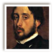 Edgar (Hilaire Germain) Degas (de Gas)