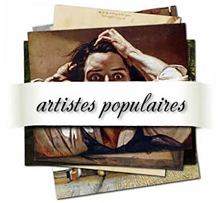 artistes populaires