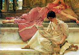 Viktorianische Kunst-Präraffaeliten