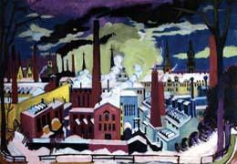 Fábricas e industrias