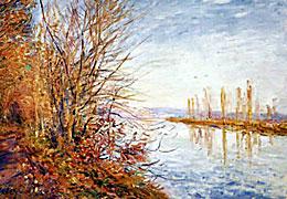 Flüsse und Seen