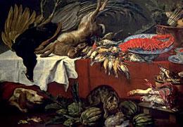 Bodegón y naturaleza muerta