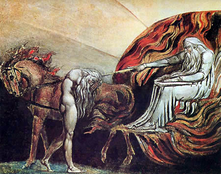 William Blake - Elias