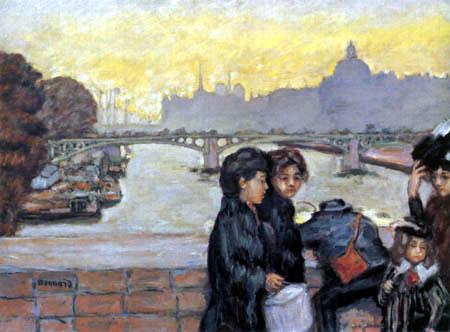 Pierre Bonnard - Puente del Carrusel