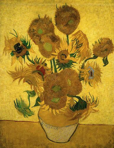 Vincent van Gogh - Vierzehn Sonnenblumen_outlet_KR
