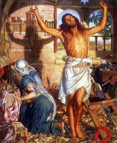William Holman Hunt - Schatten des Todes
