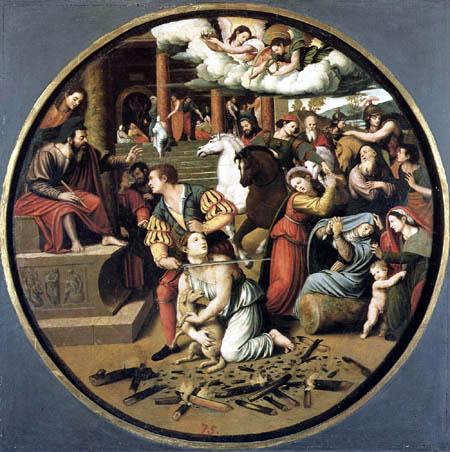 Sainte Ines. dans Saint du jour 0473-0054_el_martirio_de_santa_ines
