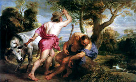 Peter Paul Rubens - Mercure et Argus