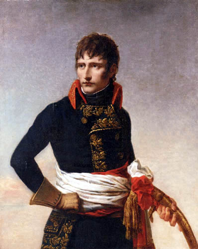 Andrea Appiani  - Portait of Napoleon Bonaparte
