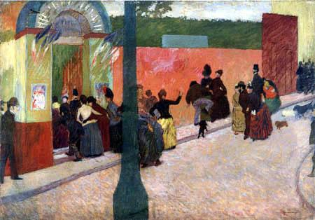 Federico Zandomeneghi  - Moulin de la Galette