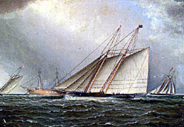 Marinemalerei