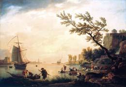 Hafenbilder und Molen