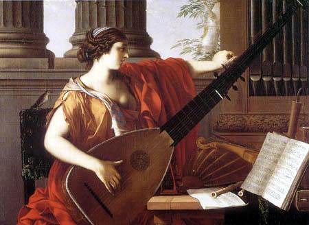 Laurent de La Hyre - The Music