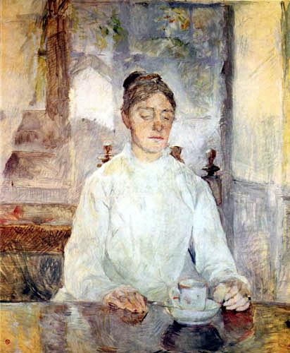 Henri de Toulouse-Lautrec - Mother of painter