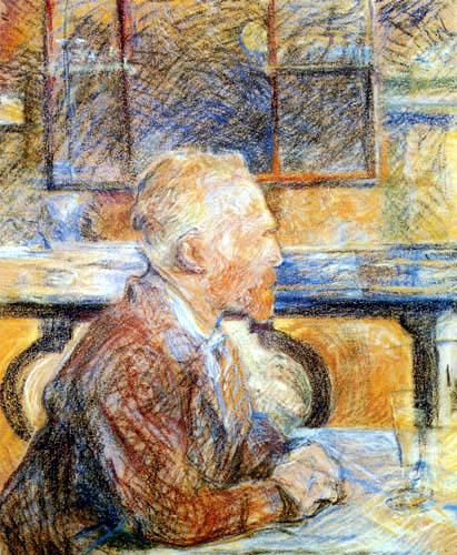 Henri de Toulouse-Lautrec - Vincent van Gogh