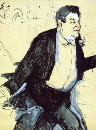Henri de Toulouse-Lautrec - Caudieux