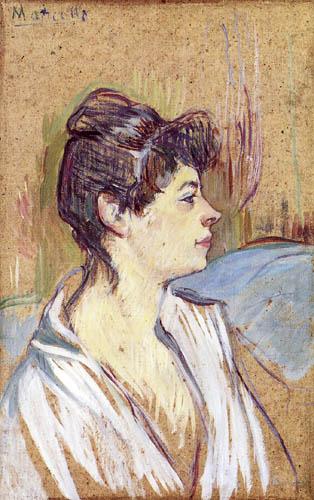 Henri de Toulouse-Lautrec - Marcelle