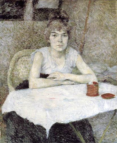 Henri de Toulouse-Lautrec - Poudre de Riz