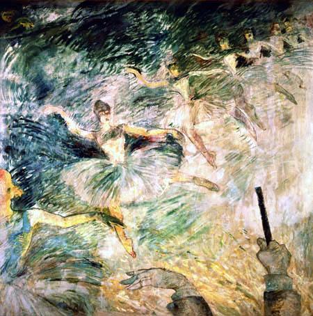 Henri de Toulouse-Lautrec - Ballet