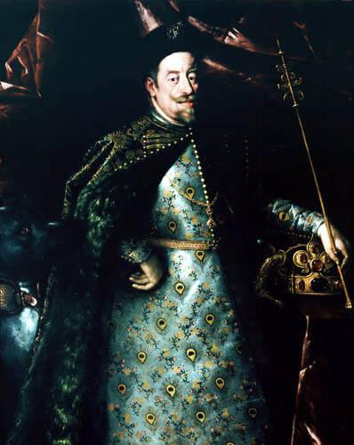 Hans von Aachen (Achen) - Emperor Matthias