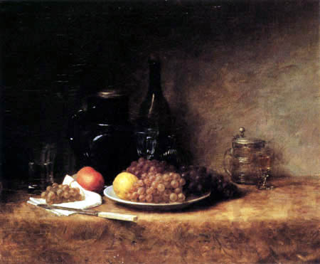 J. Ottis Adams - Still life