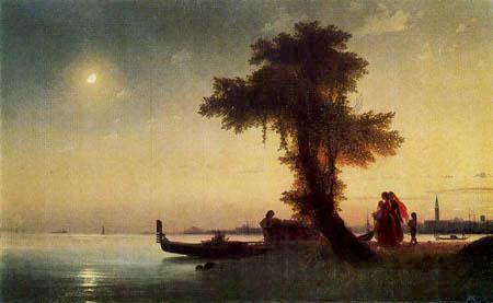 Ivan Konstantinovich Aivazovsky - Golf of Venice