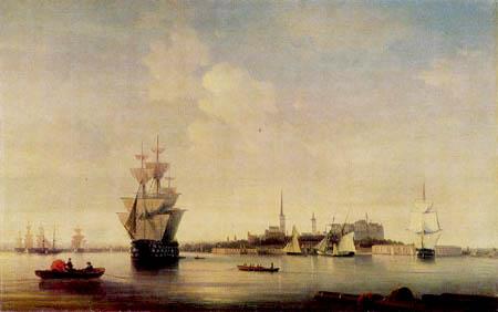 Ivan Konstantinovich Aivazovsky - Reval