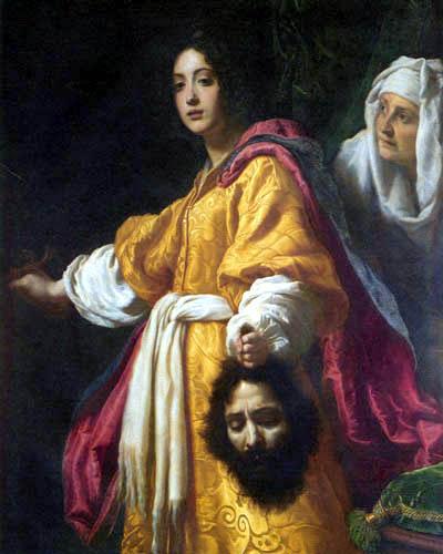 Cristofano Allori - Judith mit dem Haupt des Holofernes