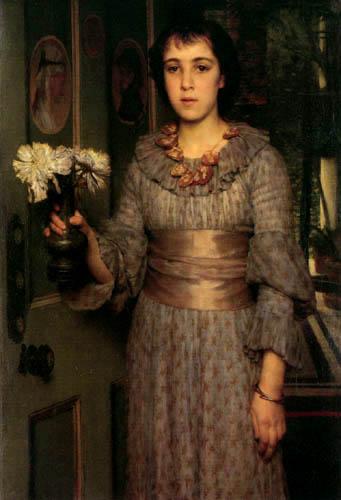 Sir Lawrence Alma-Tadema - Tochter Anna