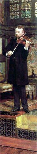 Sir Lawrence Alma-Tadema - Maurice Sens