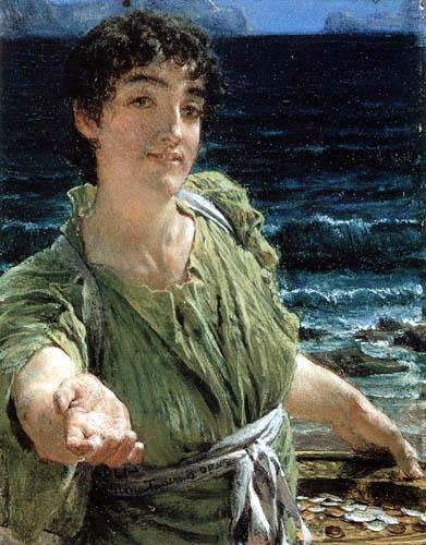 Sir Lawrence Alma-Tadema - A donation