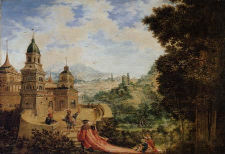 Albrecht Altdorfer - Allegory