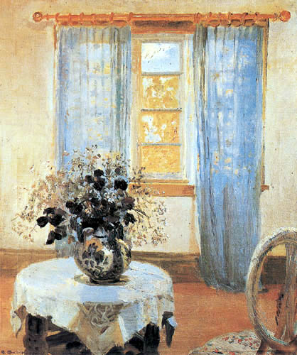 Anna Ancher - Interieur