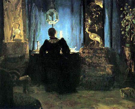 Anna Ancher - Intérieur