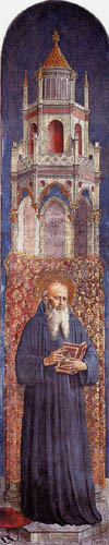 Fra Angelico (Fra Giovanni da Fiesole) - San Jerónimo