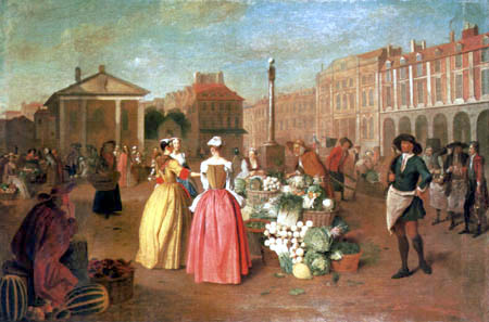 Peter Angellis - Markttag