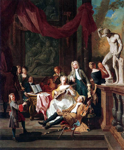 Pieter Angellis - A musical assembly