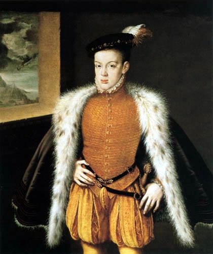 Sofonisba Anguissola - Don Carlos