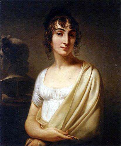 Andrea Appiani - Portait of Hortense de Beauharnais, Queen of Holland