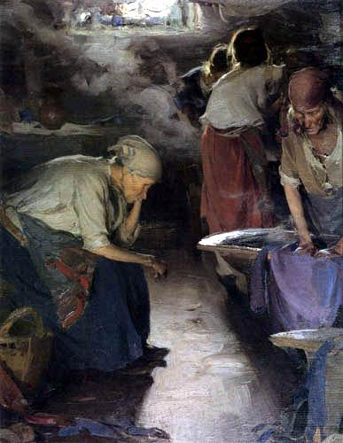 Abram Jefimowitsch Archipow - Laveuses