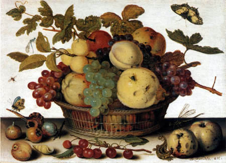 Balthasar van der Ast - Fruit basket