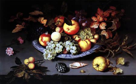 Balthasar van der Ast - Still life with fruits