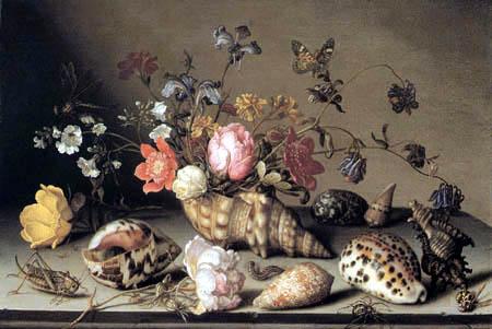 Balthasar van der Ast - Flower still life