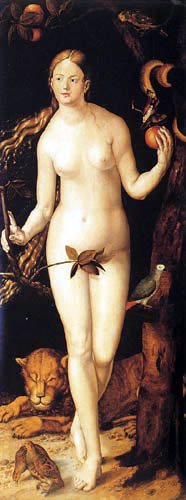 Hans Baldung, called Grien - Eve