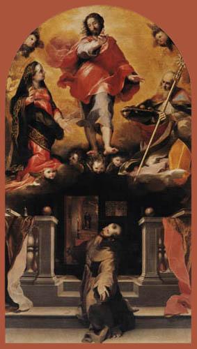 Federigo Barocci - Il Perdono di Assisi