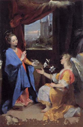 Federigo Barocci - Annunciation