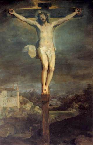 Federigo Barocci - Crucifixion