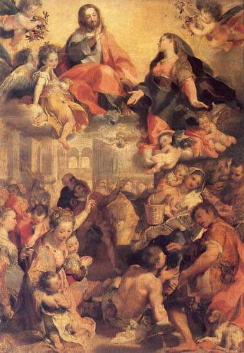 Federigo Barocci - Madonna del popolo