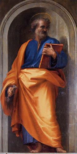Fra Bartolommeo (di Pagholo del Fattorino) - Saint Peter