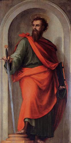 Fra Bartolommeo (di Pagholo del Fattorino) - Saint Paul